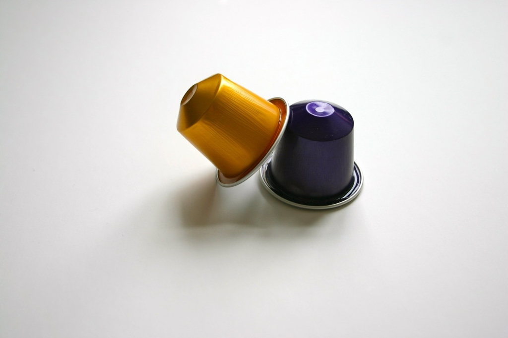 Nespresso double shot